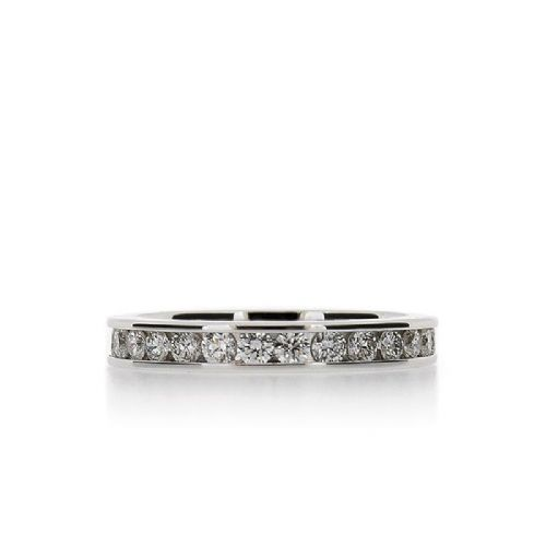 Channel-Set 1ct Diamond Full Eternity Ring